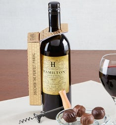 Harry London Chocolate Truffles  & Wine Pairing