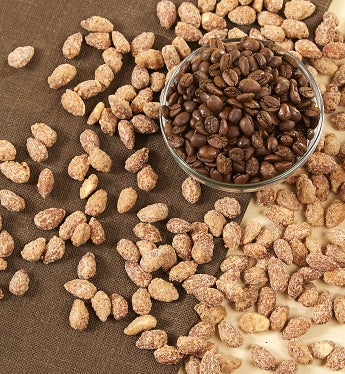 Coffee Stout Almonds