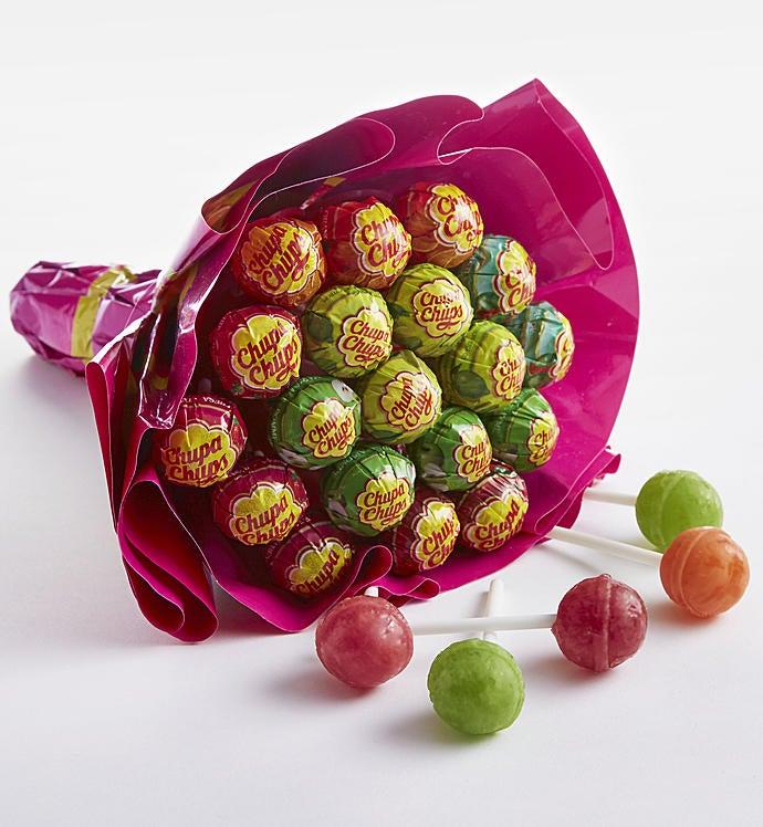 chupa chups174 lollipop bouquet