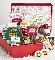 Merry & Bright Holiday Sweets Market Box