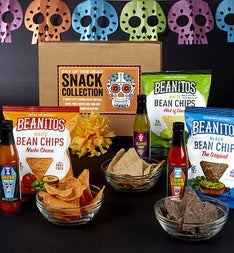 Day of the Dead Snack Box
