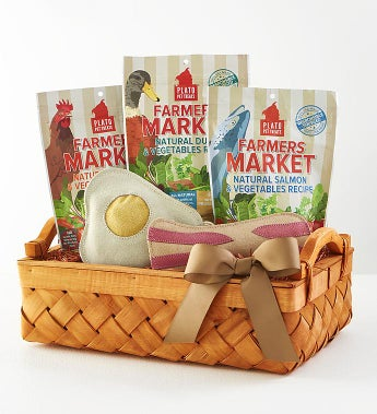 Max & Milo™ Farmers Market Dog Treats & Toys Gift