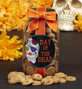 Day of the Dead Chip Cookie Jar