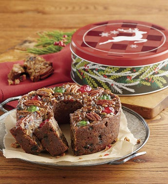 Harry & David® Traditional Fruitcake  2LB