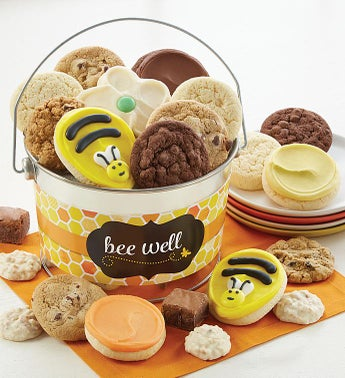 Cheryls Bee Well Gift Pail