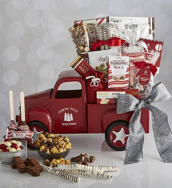 Chocolate Cheer Delivery Truck