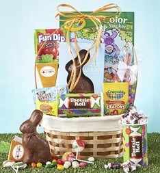 Eggceptional Easter Basket