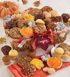 Cheryls Fall Bakery Basket
