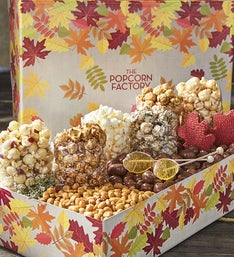 Popcorn Factory Hello Autumn Ultimate Snackers