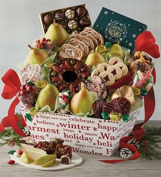 Harry  David Christmas Basket