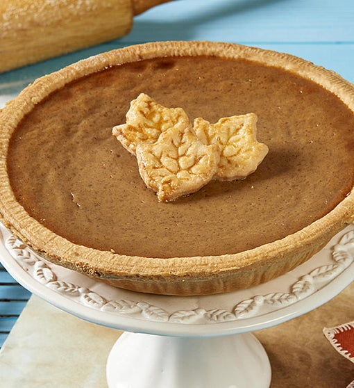 Bake Me A Wish! Classic Pumpkin Pie