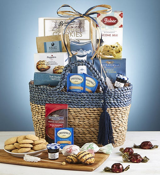 Brunch Tote Basket