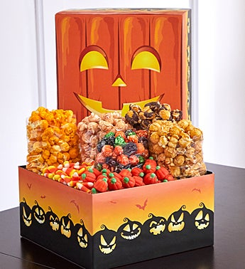 The Popcorn Factory® Ghostly Grins Sampler Gift Box