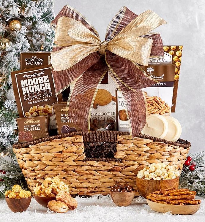 Holiday Premier Favorites Sweets & Treats Gift Basket