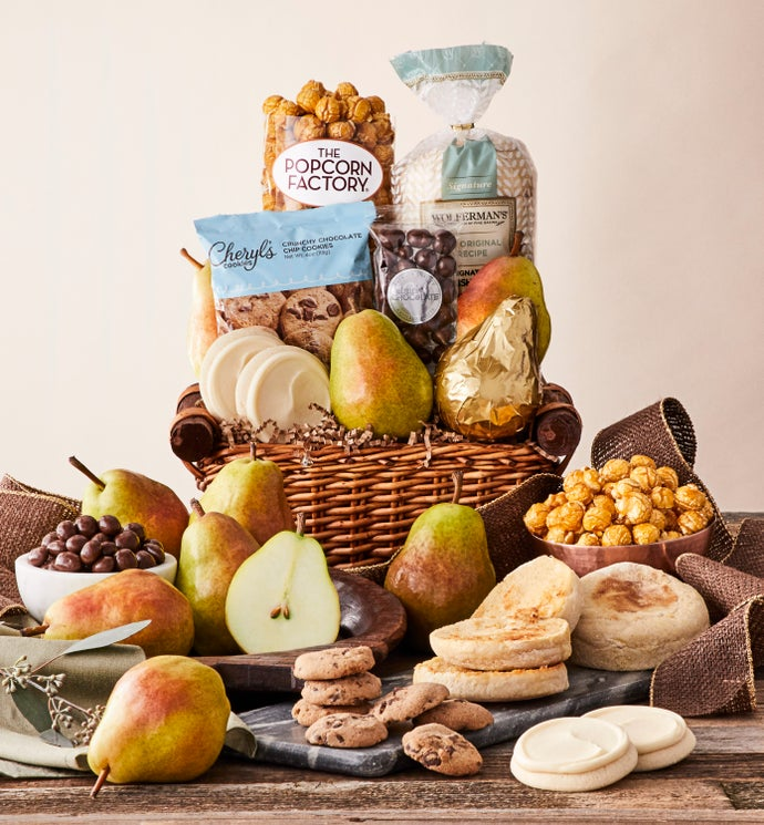 The Signature Collection Gift Basket
