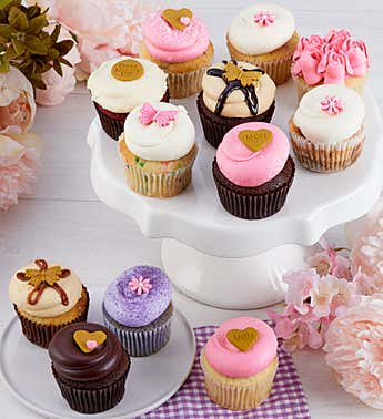 Georgetown Cupcake® Mother's Day Asst 12ct