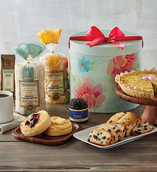 Wolferman's Mother's Day Brunch Gift Box