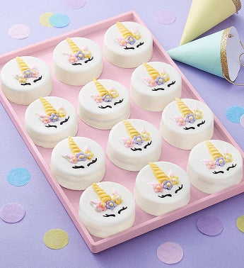 Magical Unicorn Dipped OREO® Cookies
