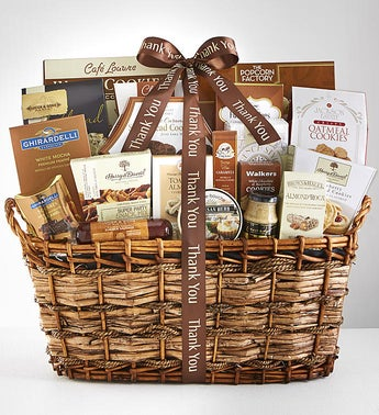 9bc7e72cb0ed8 An Extra Special Thank You Gourmet Gift Basket