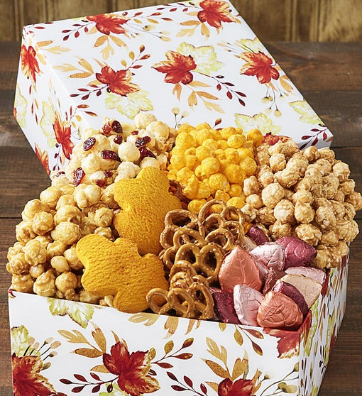The Popcorn Factory Autumn Woods Sampler