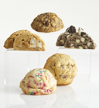 Dana's Bakery 5 Flavor Artisan Cookie Assortment