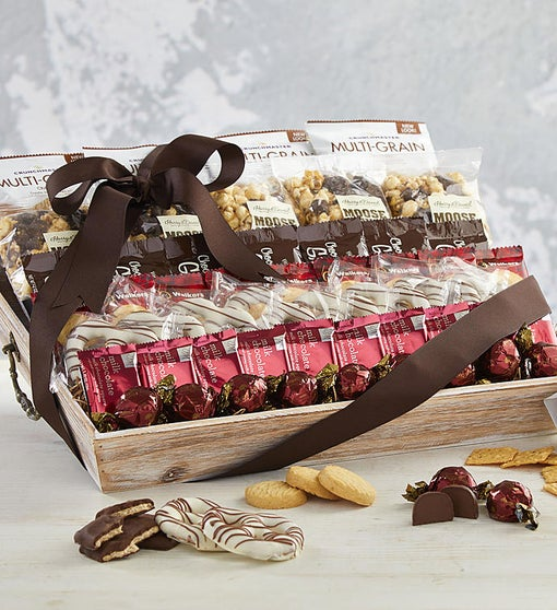 Holiday Gathering Snack Tray