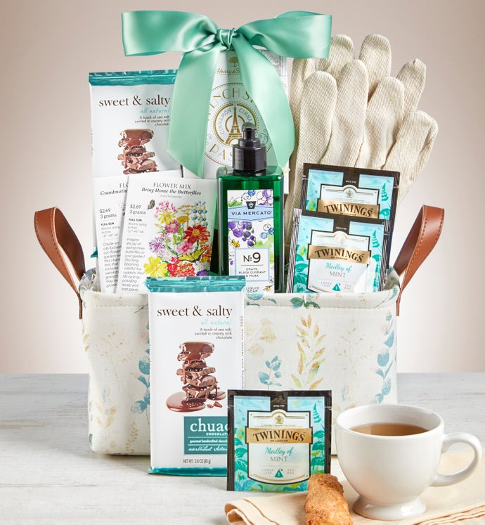 Planted with Love Gift Basket