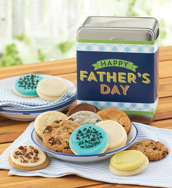 Cheryls Happy Fathers Day Assorted Tin