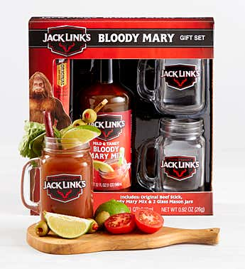 Jack Link's Bloody Mary Gift Set