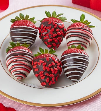 Chocolate Covered Strawberry Club