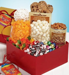 The Popcorn Factory® Survival Kit Sampler Box