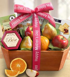 Mother's Day Fresh From The Orchard Fruit Basket
