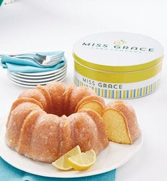 Miss Grace Lemon Cake