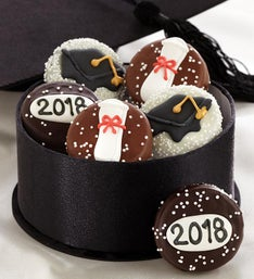 Congratulations Graduate Chocolate Dipped Oreos®
