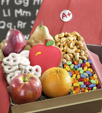 Back to School Fruit & Sweets Gift Box