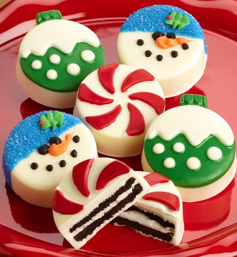 Fa La La Holiday OREO® Cookies