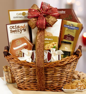 Tranquil Afternoon Gift Basket