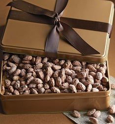 Honey & Sea Salt Almonds