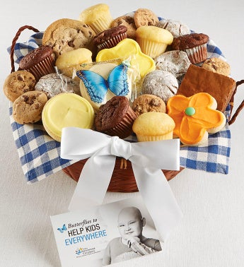 Fabulous Day Snack Basket - Medium