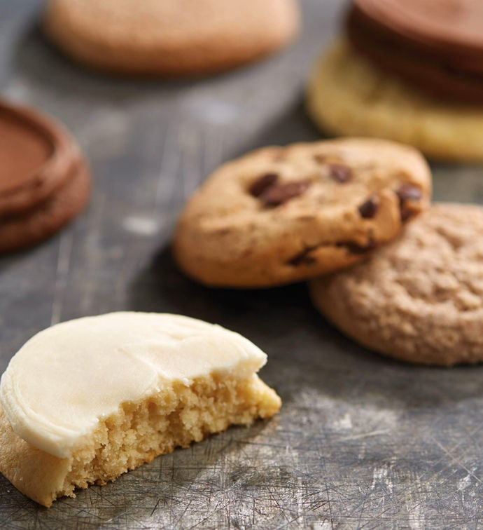 Sugar Free Cookie of the Month Pay-as-you-go Club