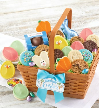 The Ultimate Cheryls Easter Gift Basket Large