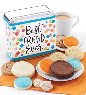 Best Friend Ever Treats Tin