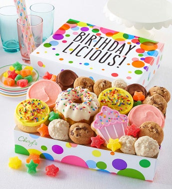 Birthday-licious Party in a Box