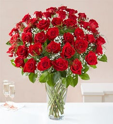Ultimate Elegance™  Premium Long Stem Red Roses