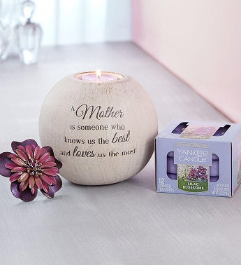 Mothers Day Candle  Yankee Candle Tealights