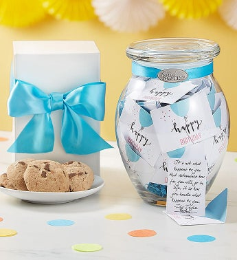 Kind Notes For Birthday With Cookies
