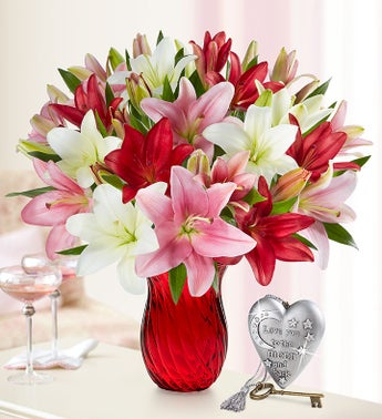 Lovely Lilies Bouquet