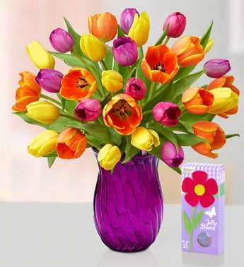 Easter Tulip Bouquet