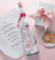 Personalized Message in a Bottle®- Mom or Grandma