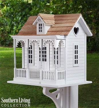 Southern Living®  Victorian Cottage Birdhouse